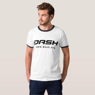 ダッシュメンズ信号器の黒 Tシャツ