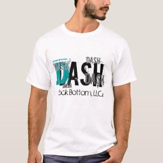 ダッシュ、ダッシュ、ダッシュ、Dのダッシュ、ダッシュ Tシャツ