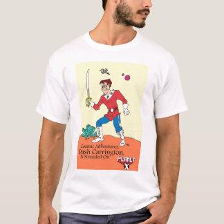 ダッシュCarrington Tシャツ