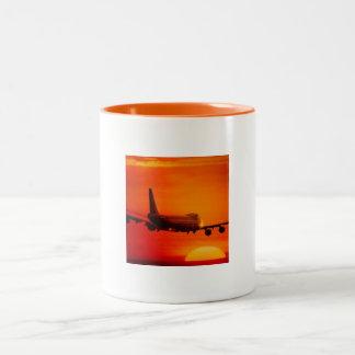 ダニエルのコーヒー・マグ ツートーンマグカップ