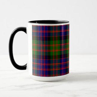 ダニエルのスコットランド人のタータンチェック マグカップ