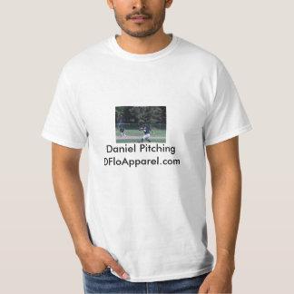 ダニエルのピッチング Tシャツ