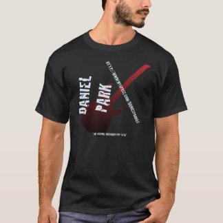 ダニエル公園のOffficialのTシャツ Tシャツ