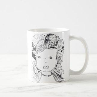 ダニエルKalotov コーヒーマグカップ