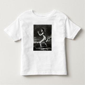 ダニエルMendozaのポートレート トドラーTシャツ