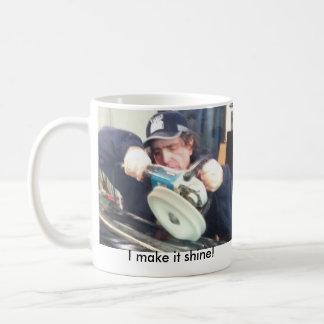 ダニエルShafner 1、私はそれを照らせます! コーヒーマグカップ