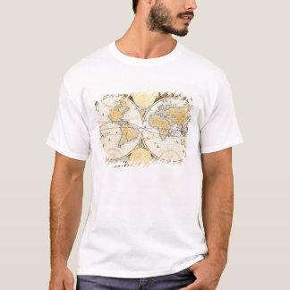 ダニエルStoopendaalが刻むWerelt Caert Tシャツ
