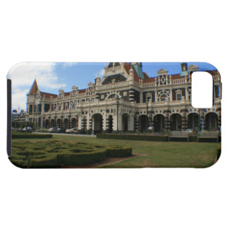 ダニディンの駅、ニュージーランド iPhone SE/5/5s ケース
