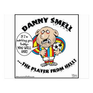 ダニーの臭い-地獄からのプレーヤー! ポストカード