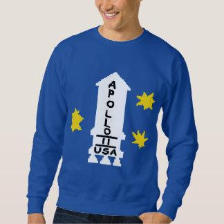 ダニーアポロ11のセーター スウェットシャツ