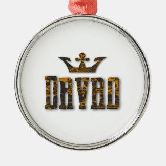 ダバオの皇族 メタルオーナメント
