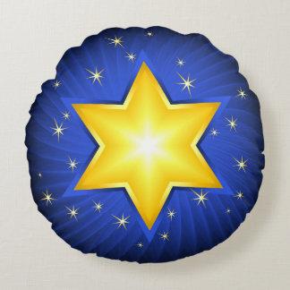 ダビデの星 ラウンドクッション
