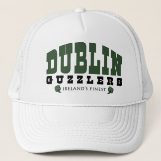 ダブリンの大酒飲み-最も素晴らしいアイルランド- Drinkinの帽子 キャップ