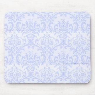 ダマスク織のタイルのマウスパッド マウスパッド