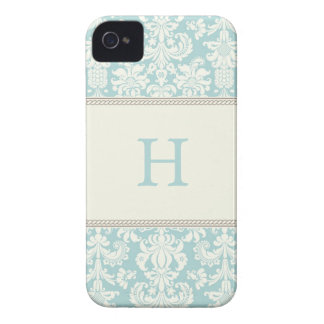 ダマスク織のiPhone 4/4Sの場合 Case-Mate iPhone 4 ケース