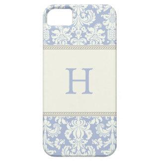 ダマスク織のiPhone 5の場合 iPhone SE/5/5s ケース
