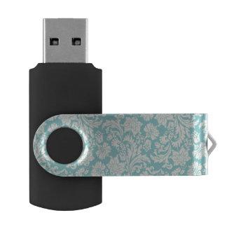 ダマスク織パターン3 USBフラッシュドライブ
