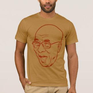 ダライ・ラマのTシャツ Tシャツ