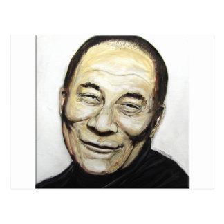 ダライ・ラマ ポストカード