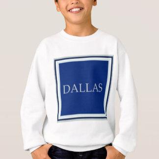 ダラスのスエットシャツ スウェットシャツ