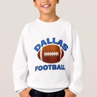 ダラスのフットボール スウェットシャツ