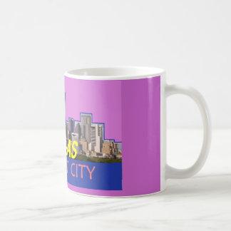 ダラスのマグ コーヒーマグカップ