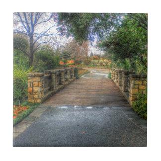ダラスの植物園および植物園 タイル