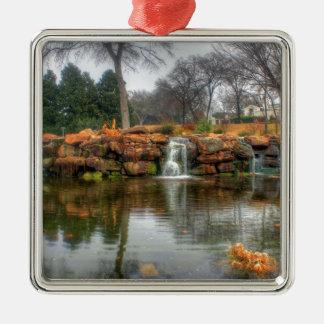 ダラスの植物園および植物園 メタルオーナメント