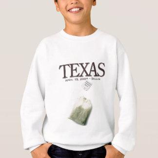 ダラステキサス州のお茶会 スウェットシャツ