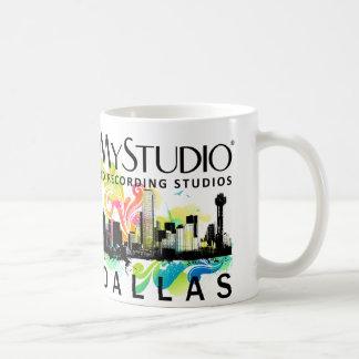 ダラス11ozのマグ コーヒーマグカップ