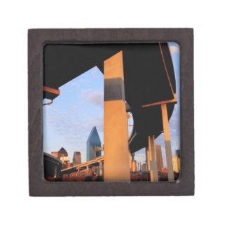 ダラス2の高速道路の跨線橋 ギフトボックス