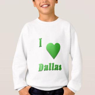 ダラス -- ケリーの緑 スウェットシャツ