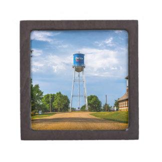 ダラス、SDの給水塔及び博物館 ギフトボックス