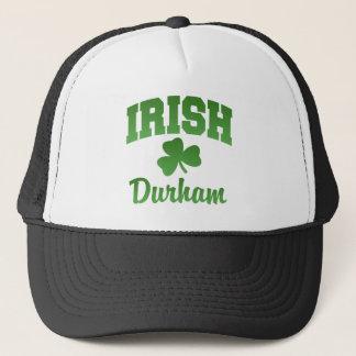 ダラムのアイルランド人の帽子 キャップ