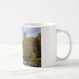 ダラムのカテドラル コーヒーマグカップ