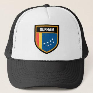 ダラムの旗 キャップ