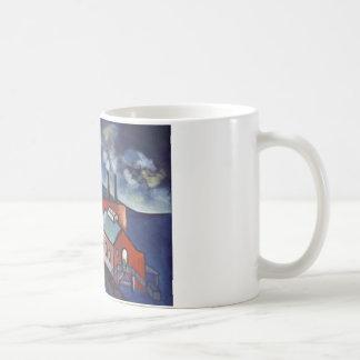 ダラムの本管の炭鉱 コーヒーマグカップ