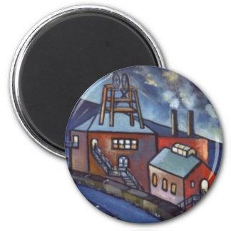 ダラムの本管の炭鉱 マグネット