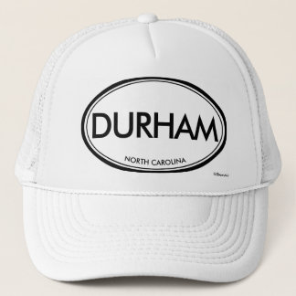 ダラム、ノースカロライナ キャップ