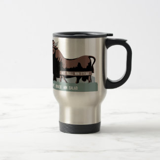 ダラムNC Bull トラベルマグ