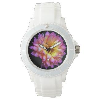ダリアの歓喜 腕時計