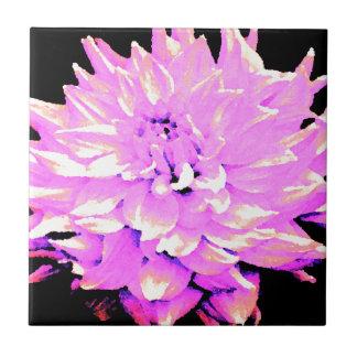 ダリア-新婚旅行-放射果樹園-薄紫 タイル