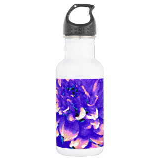ダリア-新婚旅行-紫色 ウォーターボトル
