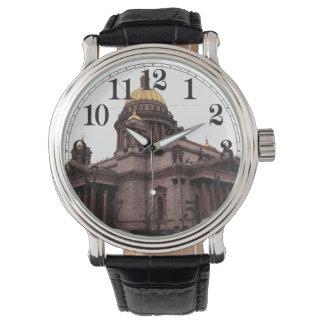 ダルマチアのセント・ピーターズバーグ、ロシアの聖者アイザック 腕時計
