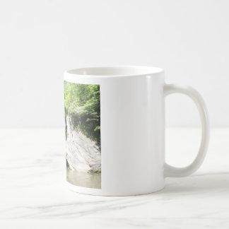 ダンの素晴らしい滝 コーヒーマグカップ