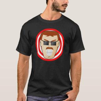 ダンをにやにや笑うこと Tシャツ