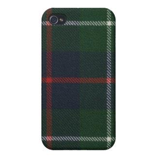 ダンカンのモダンなタータンチェックのiphone 4ケース iPhone 4/4Sケース