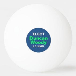 ダンカンの木質のピンポン球 卓球ボール