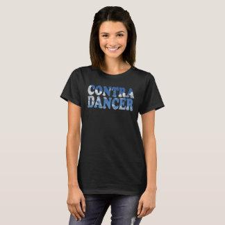ダンサーに対して Tシャツ