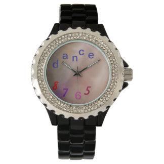 ダンサーのために見て下さい 腕時計